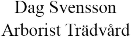 Dag Svensson arborist Trädvård logo