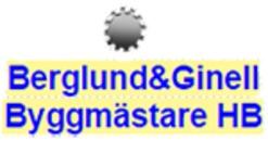 Berglund & Ginell Byggmästare HB logo