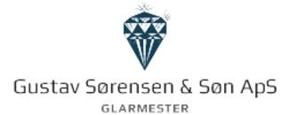 Glarmester Gustav Sørensen & Søn ApS logo