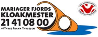 Mariager Fjords Kloakmestre logo