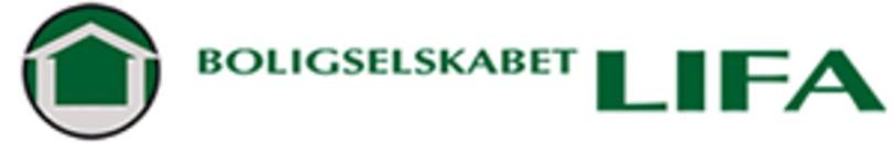 Boligselskabet LIFA logo