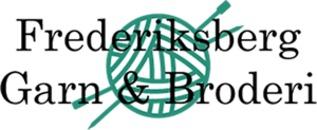 Frederiksberg Garn & Broderi logo