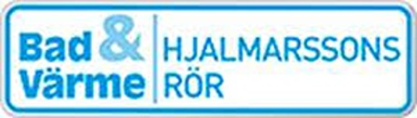 Bad & Värme, Hjalmarsson Rör AB logo