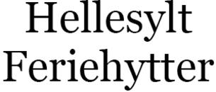 Hellesylt Feriehytter logo