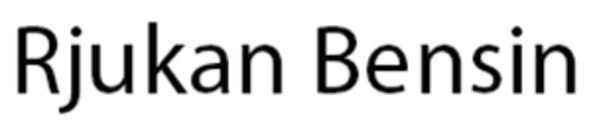 Rjukan Bensin logo