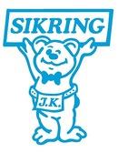 J.K Sikring logo