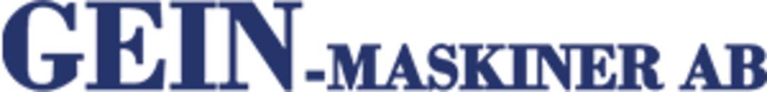 GEIN-Maskiner AB logo