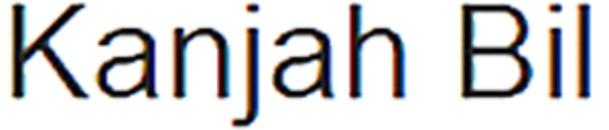 Kanjah Bil logo