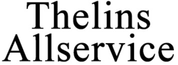 Thelins Allservice logo