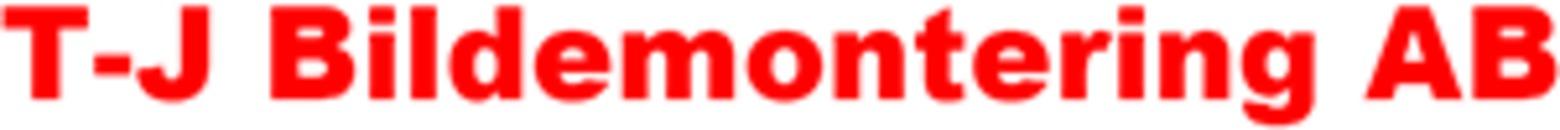 T-J Bildemontering AB logo
