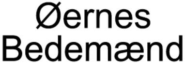 Øernes Bedemænd logo