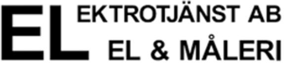 Elektrotjänst El & Måleri AB logo