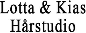 Lotta & Kias Hårstudio logo