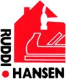 Ruddi Hansen Tømrer & snedkerforretning logo