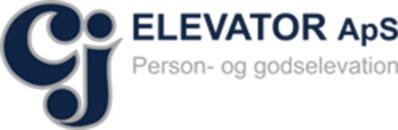 CJ Elevator ApS logo