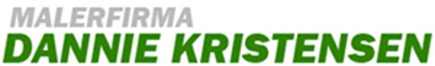 Malerfirma Dannie Kristensen logo