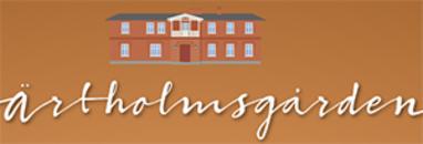 Ärtholmsgårdens festlokal logo