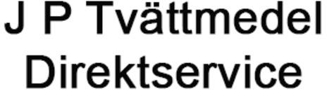 J P Tvättmedel Direktservice logo