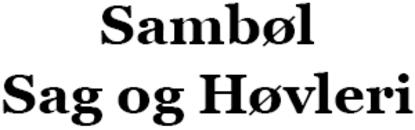 Sambøl Sag og Høvleri logo