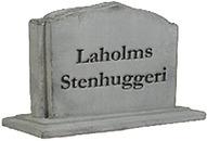 Laholms Stenhuggeri AB logo