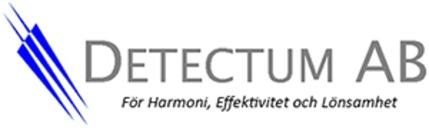 Detectum AB logo