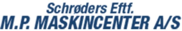 Schrøders Eftf. M.P. Maskincenter A/S logo