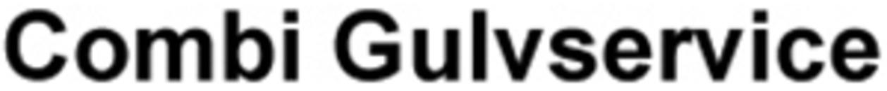 Combi Gulvservice logo