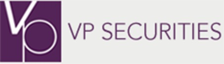 VP SECURITIES logo