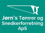 Jørn's Tømrer- og Snedkerforretning ApS logo