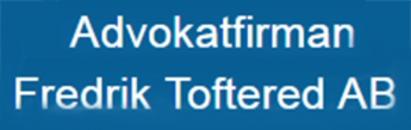 Advokatfirman Fredrik Toftered AB logo