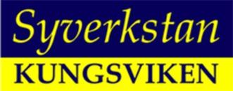Syverkstan i Kungsviken logo
