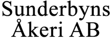 Sunderbyns Åkeri AB logo