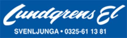 Lundgrens El logo