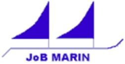 J o B Marin logo