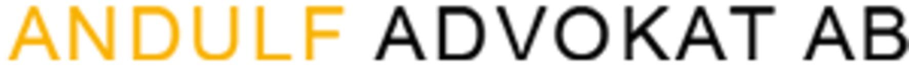 Andulf Advokat AB logo
