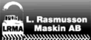 Rasmusson Maskin AB, L logo