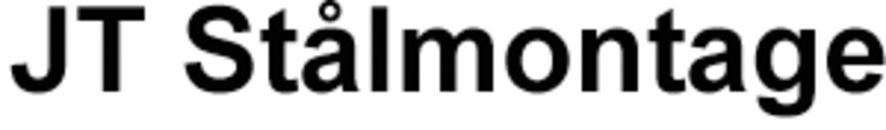 JT Stålmontage logo