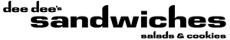 Dee Dee's Sandwiches logo