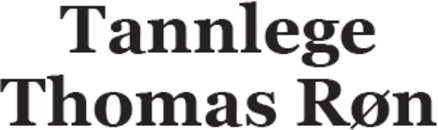 Tannlege Thomas Røn logo