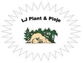 L J Plant & Pleje logo