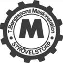 Bengtssons Maskinstation, T logo