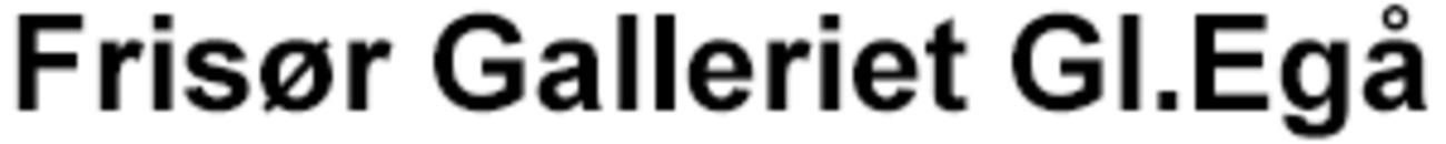Frisør Galleriet Gl.Egå logo