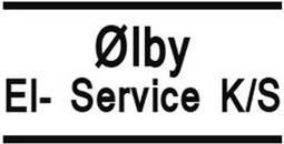 Ølby El- Service K/S logo
