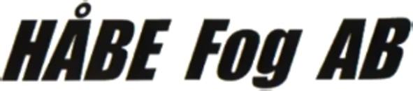 Håbe Fog AB logo