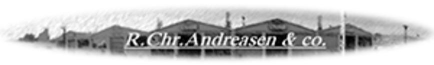 R. Chr. Andreasen & Co. I/S logo