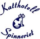 Katthotell Spinneriet logo
