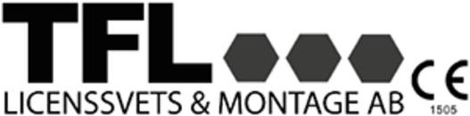 TFL Licenssvets & Montage AB logo