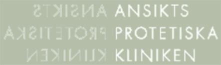 Ansiktsprotetiska Kliniken logo
