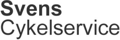 Svens Cykelservice ApS logo