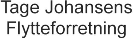 Tage Johansens Flytteforretning logo